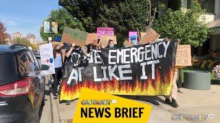 Kelowna joins 2021 global climate strike