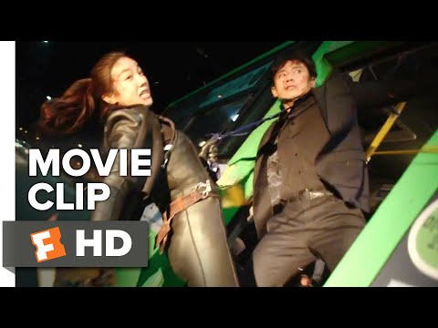 The Villainess Movie Clip - Bus Fight (2017) | Movieclips Indie streaming vf