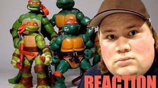 Teenage Mutant Ninja Turtles 2014 Official Trailer  (2014) Reaction & Review