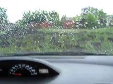 Видеообзор Toyota Vitz II 2005