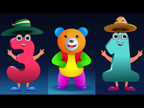 ¡La Canción de Los Colores y muchas más Canciones Infantiles Populares | ChuChu TV