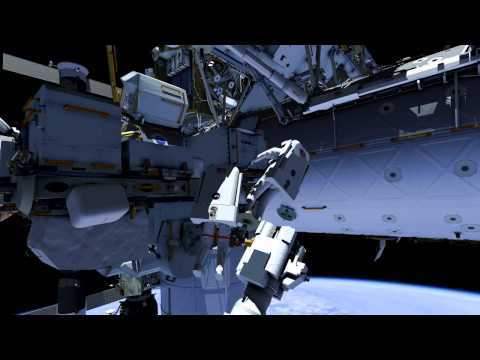 Tasks for First Spacewalk of Expedition 41