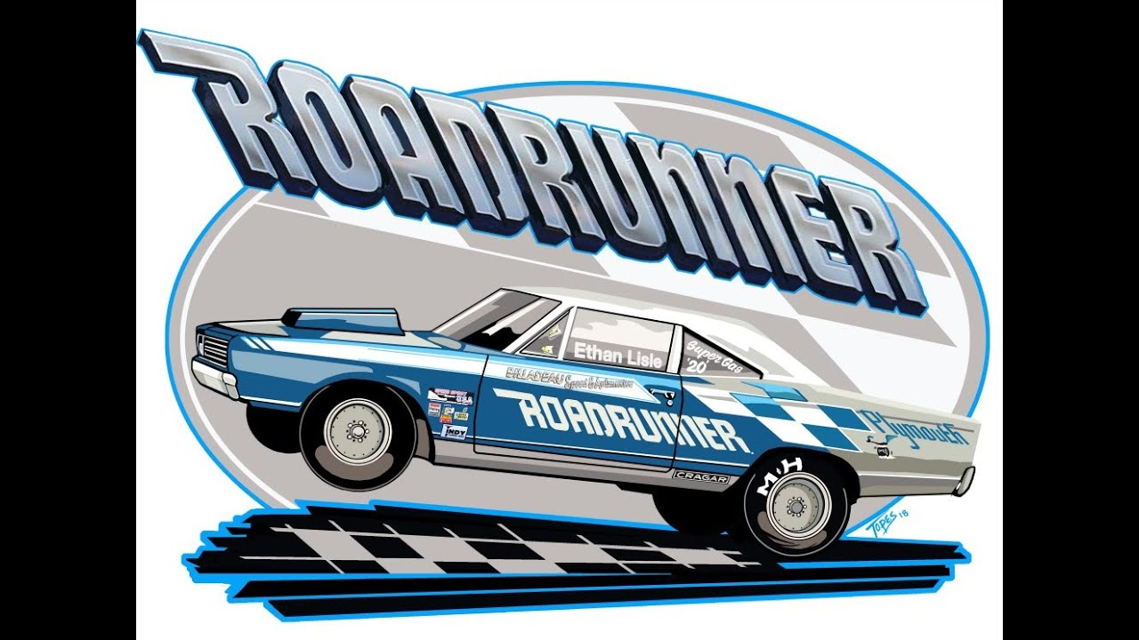1969 Roadrunner Slow motion Drag racing video (video credit Blackett Photography)