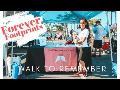 Remembrance Walk For my son | Pregnancy and Infant Loss Awareness