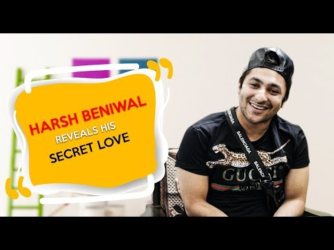 Harsh Beniwal Reveals His Secret Love For Ananya Pandey| RVCJ | Student Of The Year 2