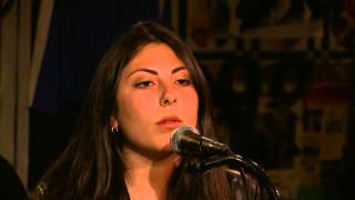 "Leah Glouberman and Danny Silberstein - ""Far Away"" (Live @ Kulaks Woodshed)"