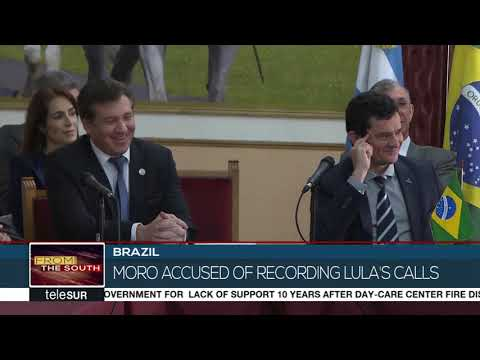 Justice Minister Moro Accused Of Illegal Behaviour