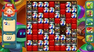 LETS PLAY Toy blast level 600 TOUGH LEVEL 600 beach balls vs 60 moves HD 1080P