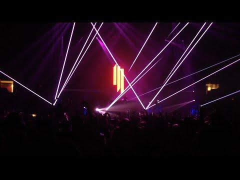 Skrillex @ UMASS Mullins Center 10/23/14 2014 1080p HD (6/13)