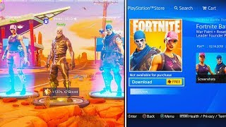 "How To Get ""Founders Pack"" Skins FREE in Fortnite! - NEW Founder Skins Pack! (Fortnite New Skins)"