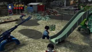Lego Harry Potter Years 5-7 Walkthrough Part 1