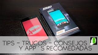 LANIX   Tips, Trucos Y Aplicaciones Recomendadas Para ANDROID HD