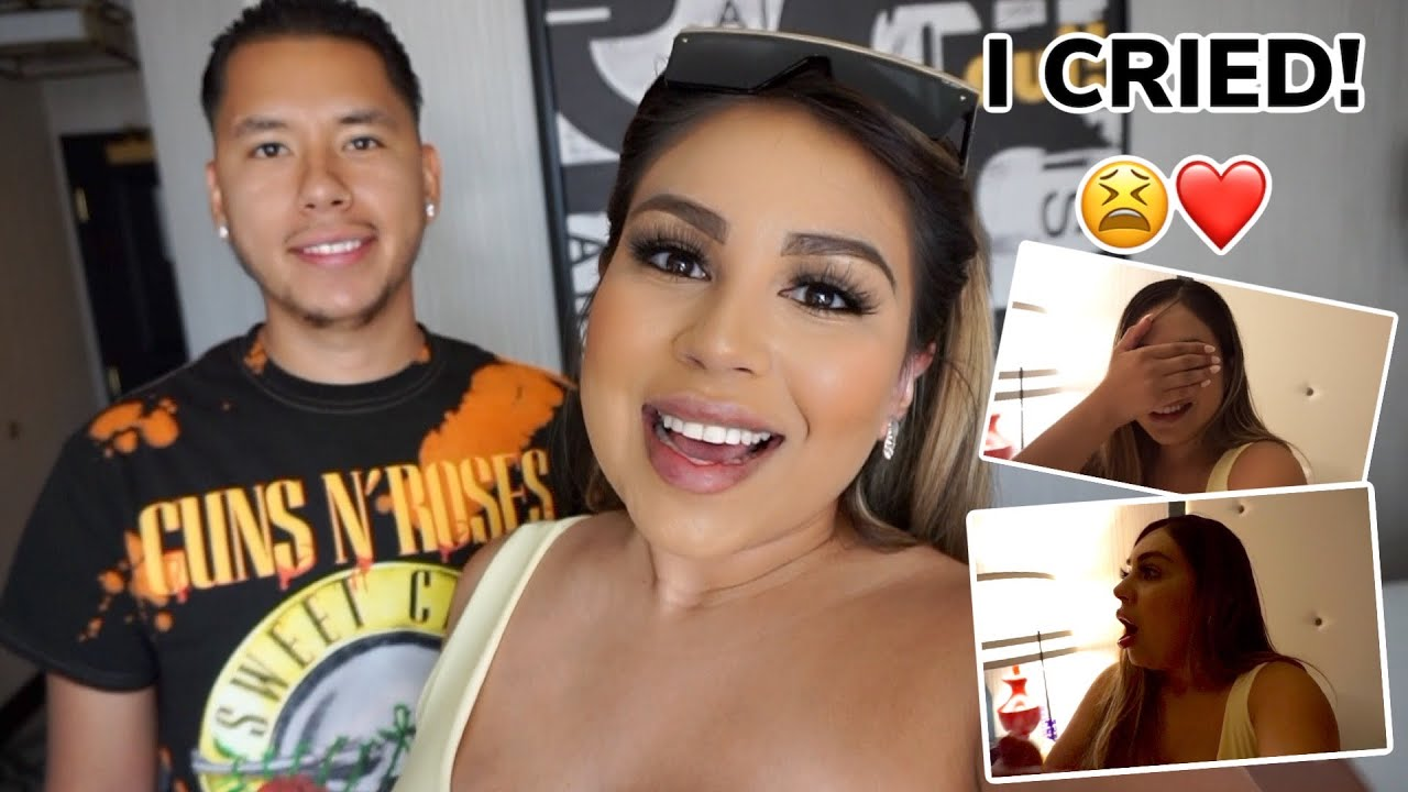 I RECEIVED THE BEST BIRTHDAY SURPRISE EVER! (VEGAS VLOG)