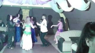 "Колбасимся под живой звук:) задали нам жару ребятки))) Студия Арабского танца ""Байсан"" (г.Тамбов)"