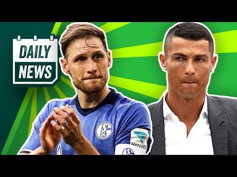 Transfer News: Klaassen zu Bremen, Höwedes weg von Schalke 04! Cristiano Ronaldo muss blechen!