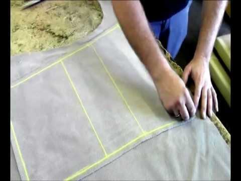 Upholstery Patterning Trick