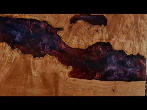 10 MOST Amazing Epoxy Resin and Wood River Table ! Awesome DIY Woodworking Projects and Products   Y