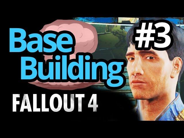 Fallout 4 - #3 - BUILDING SLAV PARADISE