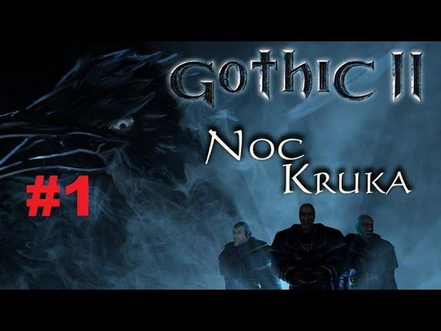 Gothic II Gold Edition FULL HD MOD  - Bezimienny wybiera przeznaczenie