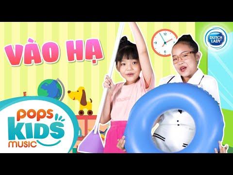Mầm Chồi Lá Tập 169 - Vào Hạ - Nhạc Thiếu Nhi Sôi Động | Vietnamese Kids Song