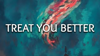 Hartman ‒ Treat You Better (Lyrics) ft. Ralph Larenzo