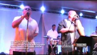 "Johnny Polanco performing ""La Receta"" @ The LA Salsa Congress"