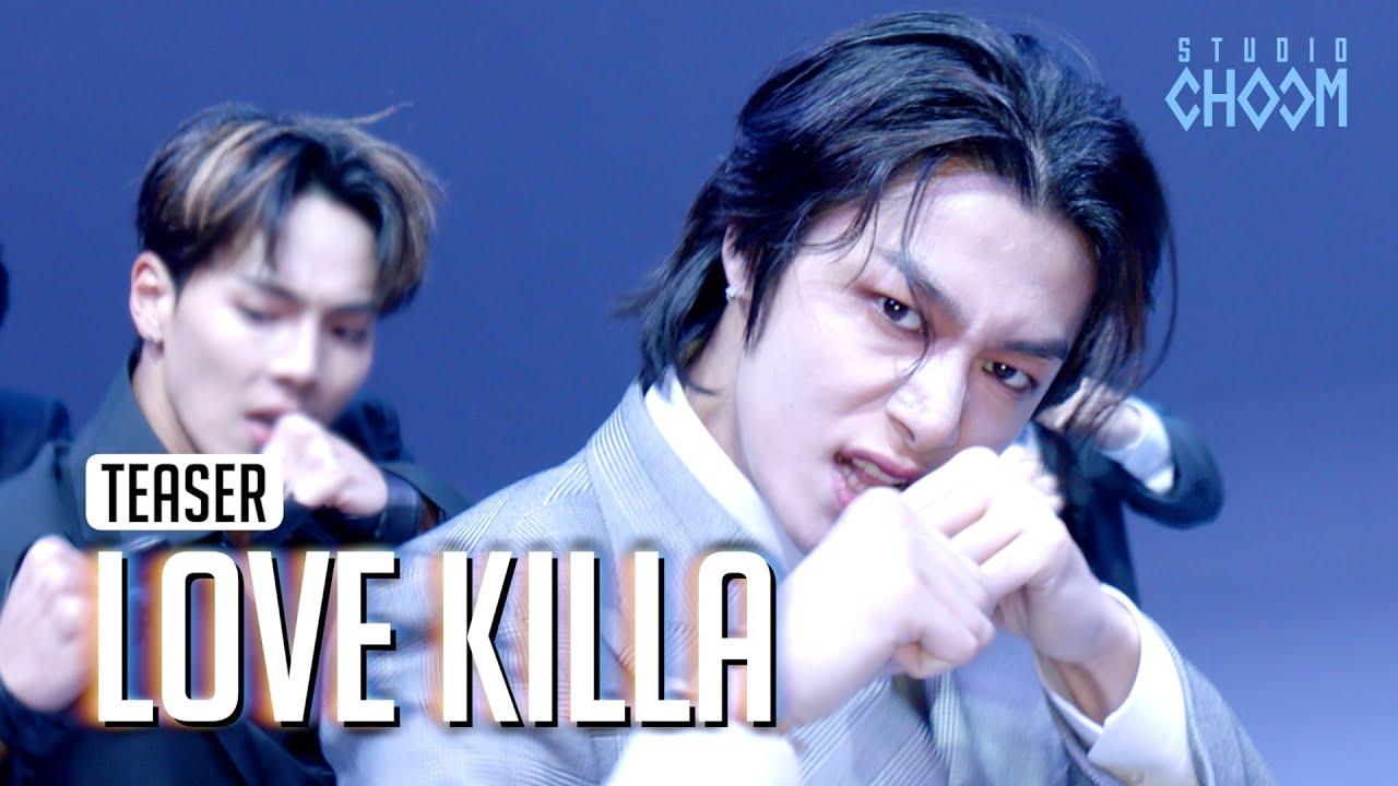 (Teaser) [BE ORIGINAL] MONSTA X 'Love Killa' (4K)