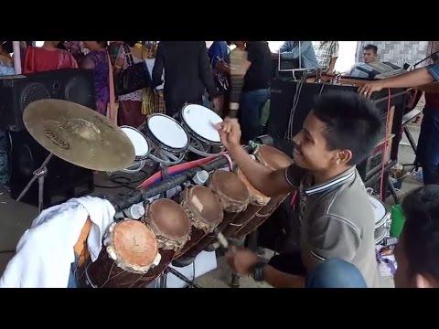 Taganing Gondang Batak Keren Abis !!! Taganing Pesta Keren