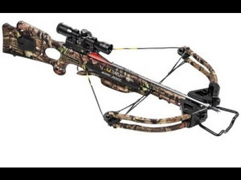 Tenpoint Titan Xtreme Crossbow Review Youtube
