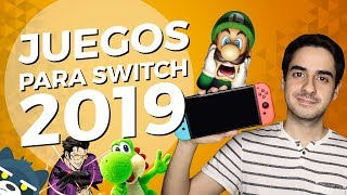 new switch games