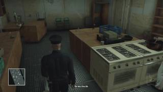 Hitman Deleting Yacht Security Camera Footage