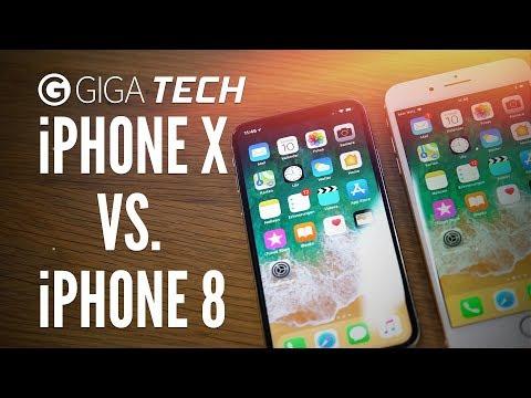 Download Youtube: iPhone X vs. iPhone 8: Welches lohnt sich für mich? - GIGA.DE