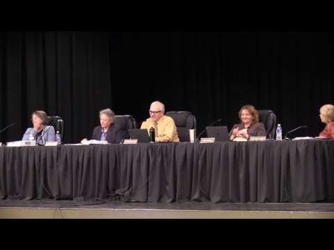 CUSD BOARD OF EDUCATION MEETING 1/17/2018