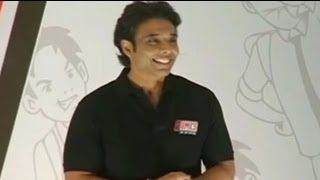 Uday Chopra in full control of Dhoom yomics