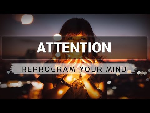 Attention Affirmations Mp3 Music Audio - Law Of Attraction - Hypnosis - Subliminal