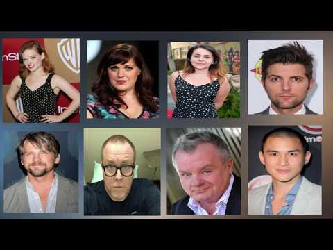 Live pilot reading with Jane Levy - Mae Whitman - Alison Tolman and more