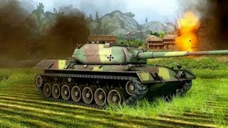 World of Tanks: Xbox 360 Edition - Gamescom 2013 Trailer