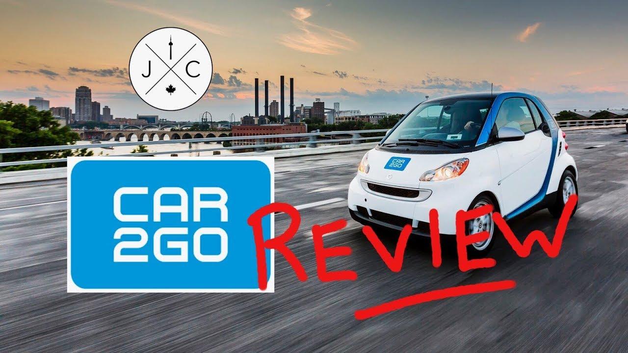 How Does Car2go Work Car2go Review I J C Toronto