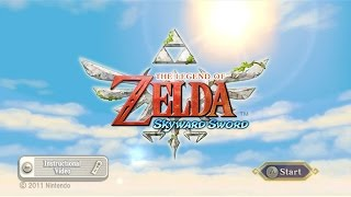 Wii Longplay [020] The Legend of Zelda:  Skyward Sword (Part 01 of 23)