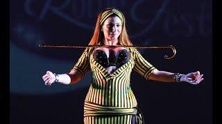 Aziza Cairo Egyptian Baladi for Marhaba, الراقصه عزيزه - رقص شرقى