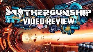 MOTHERGUNSHIP Review (Craft & Shoot ALL The Guns) - Gggmanlives