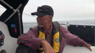 Sailing from Hawaii to Alaska - Day 14 - Part 1: Command the Wind