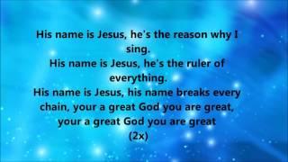 Jennifer Mekel - Great God (Lyrics)