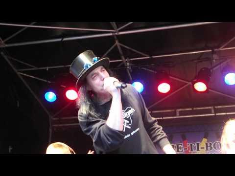 Graf Hotte - Oktoberfest Wanne-Eickel 2012