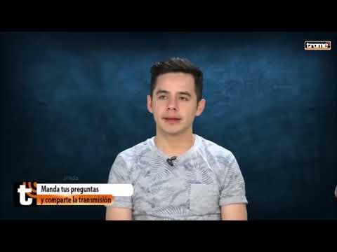 David Archuleta @ Trome FULL Interview + NUMB & CRUSH (30 Nov 2017)