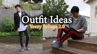 Outfit Ideas w/ Yeezy 350 V2 Beluga 2.0