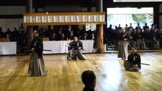 Kawamura Sensei Kyoto Taikai