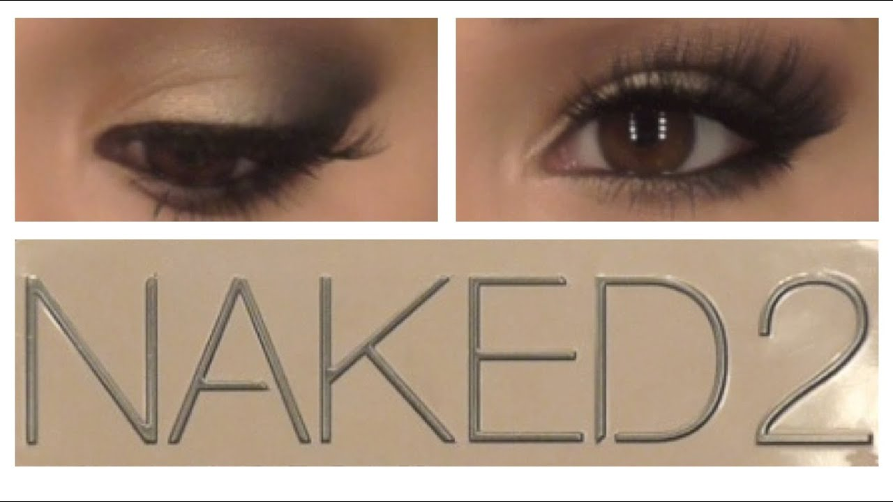 Favori Shimmery & Smokey Eye Naked 2 Tutorial - YouTube RG97