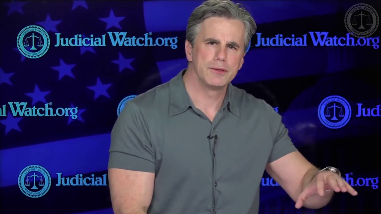 It's Up to Judicial Watch to Do the Heavy Lifting to Try and Get Answers on the Joe Biden Scandals!