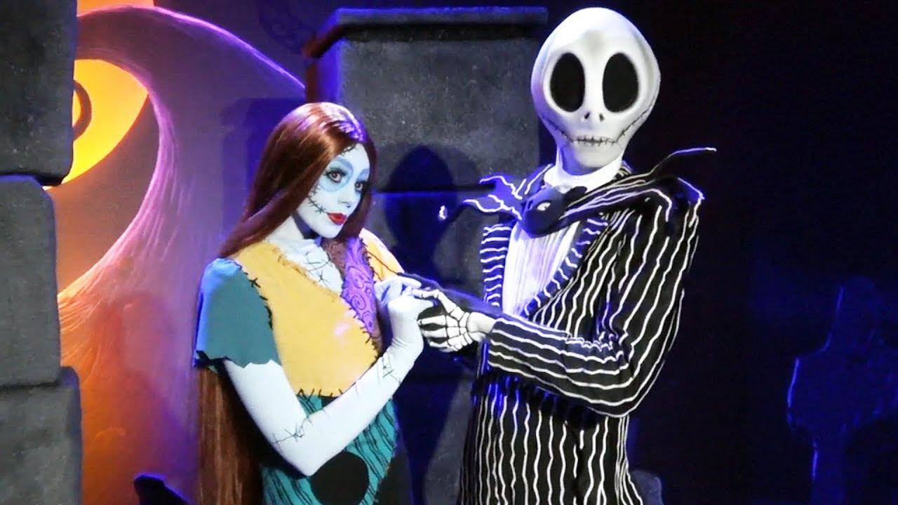 Nightmare Before Christmas Oogie Boogie Pumpkin King Disney Not So Scary Halloween Party Villains Mickey Ears